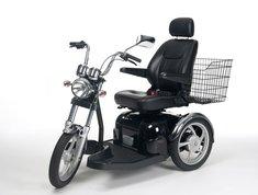 Мощный электрический скутер для инвалидов Vermeiren Sportrider