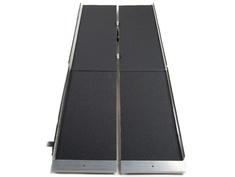 Пандус-платформа Титан LY-6105-4-244 4-х секционный (244см) алюминиевый складной