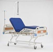 Кровать медицинская функциональная Армед RS106-B (с функцией изменения высоты ложа)