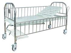 Кровать механическая подростковая Belberg 45-97 (непромокаемый матрас)