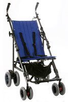 """Инвалидное кресло-коляска Отто Бокк """"Эко-багги"""" для детей ДЦП"""