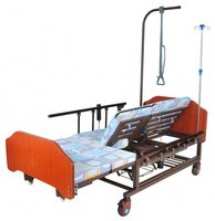 Кровать электрическая Belberg-11A-121ПН ЛДСП с противопролежневым матрасом