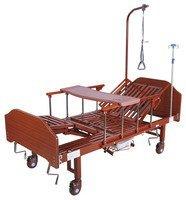 Кровать функциональная механическая Belberg 5-136Н ЛДСП