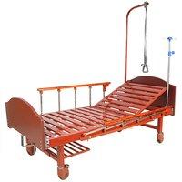 Кровать с механ.приводом Belberg 17B-01H, 1 функция ЛДСП (без матраса + столик)