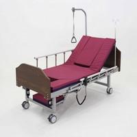 Кровать с электроприводом Belberg 2-1301TН, ЛДСП Венге (без матраса+столик)