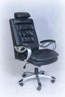 Офисное массажное кресло Belberg TL-OMC-С черное