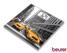 Дизайнерские электронные весы Beurer GS203 New-York