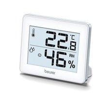 Компактный домашний термогигрометр Beurer HM16