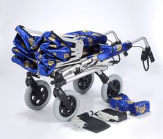 Инвалидная кресло-коляска для детей ДЦП AMWC18FA-EL
