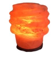 Солевая лампа ЦВЕТОК КАРКАДЕ 3-3,5 кг