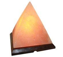 Солевая лампа ПИРАМИДА 4-5 кг (20*20*20см)