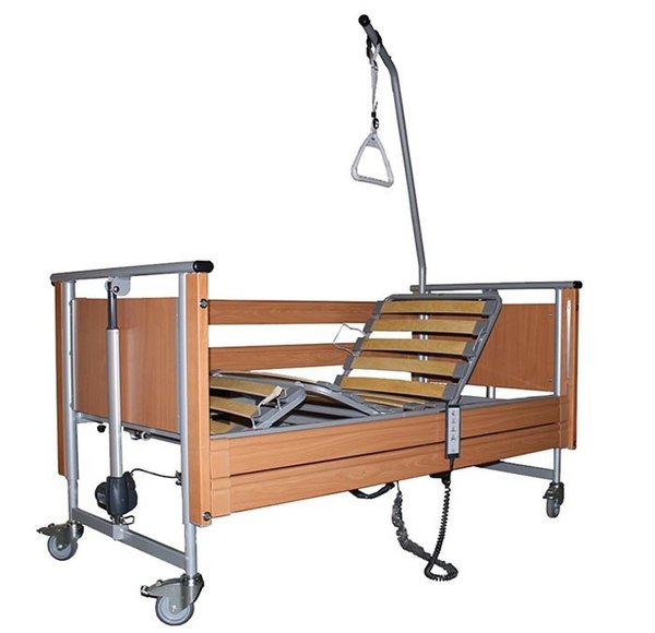 Кровать медицинская подростковая с электроприводом PB326 (Elbur, Германия)