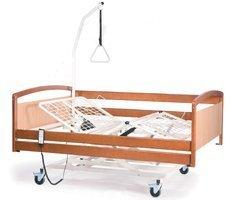 Кровать функциональная электрическая 3-х секционная Vermeiren INTERVAL XXL в комплекте с матрасом