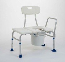 Сиденье для ванны с гигиеническим вырезом Vermeiren NV Katy