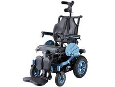 Электрическая инвалидная кресло-коляска Angel LY-EB103-240 с вертикализатором