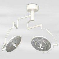 Светильник медицинский хирургический Армед LED750 (светодиодный потолочный двублочный)