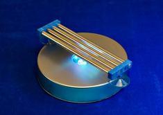 Ионизатор для воды серебряный LUZANATOR МЕДИУМ 4