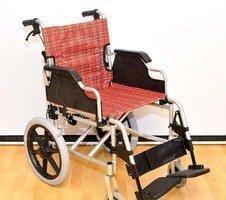 Кресло-каталка Мега-Оптим FS901Q-41 (ширина сидения 41см)