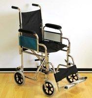 Кресло-каталка Мега-Оптим PR6022-DF (ширина 41, 46 см)