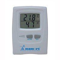 Электронный термометр-гигрометр Momert 1756