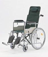 Кресло-коляска для инвалидов со складной спинкой Армед H009