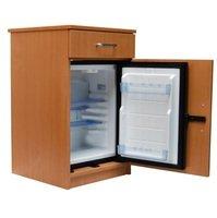 Тумба прикроватная с холодильником Rubens 8