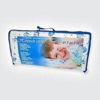 Ортопедическая подушка Ночная Симфония детская (от 2 до 6 лет) Medberry