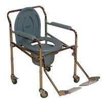 Кресло с санитарным оснащением Мега-Оптим LK 8001