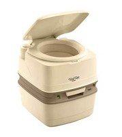 Туалет Порта Потти Куб165 Люкс (слоновая кость)