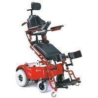 Инвалидная коляска с вертикализатором и электроприводом Titan LY-103-220
