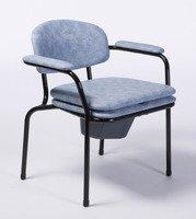 Кресло-туалет с санитарным оснащением Vermeiren 9063