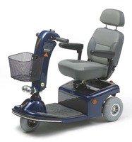 Электрический скутер для инвалидов Vermeiren Saturnus 3