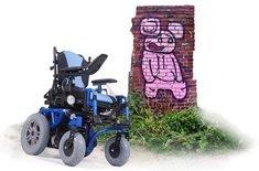 Кресло-коляска электрическая (детская) Springer