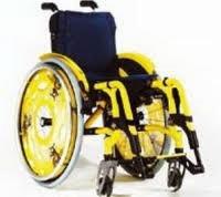 Кресло-коляска Титан Sopur Neon LY-710-054-C детская