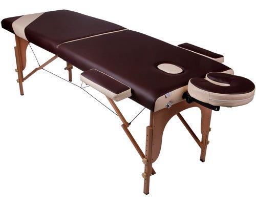Двухсекционный массажный стол Wellness EcoSapiens 2500